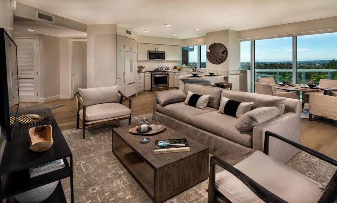 Palisade Utc Is A Luxury Apartment Community In San Diego Ca