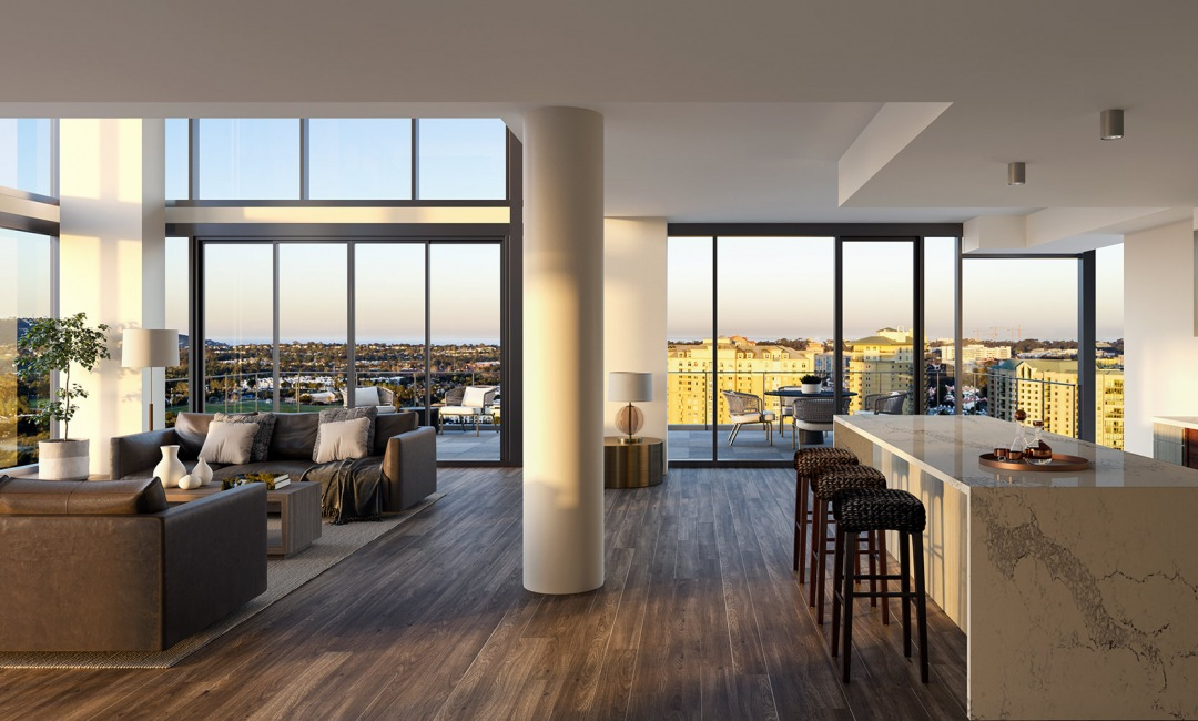 Penthouse Homes